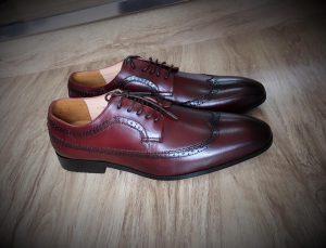"""5 kiểu giày da nam bigsize """"linh hoạt"""" cho mọi phong cách 1 - Giày Bền"""