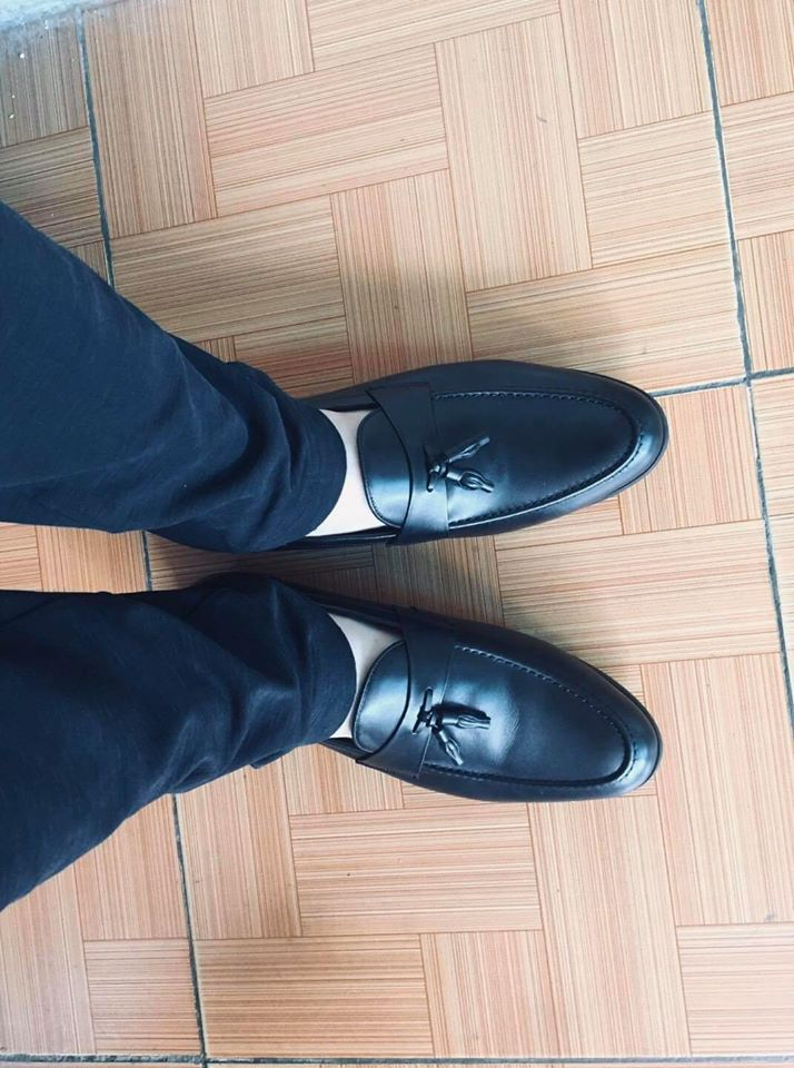 giày da size 46