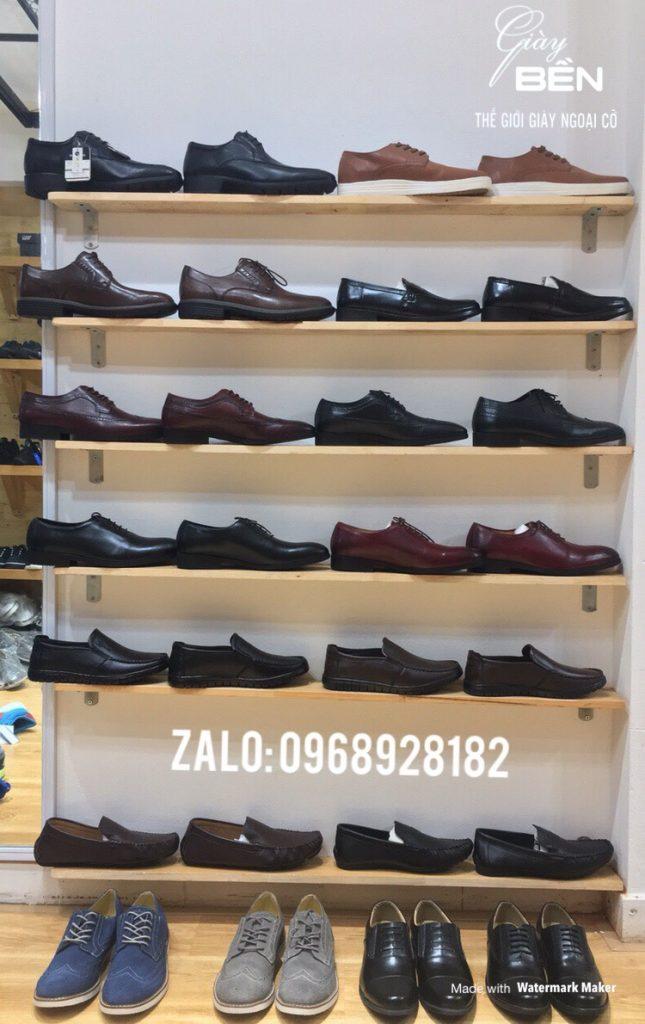 giày thể thao ngoại cỡ