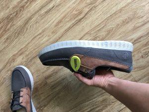 Đôi điều về đôi giày vải big size 16 - Giày Bền