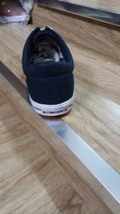 Đôi điều về đôi giày vải big size 8 - Giày Bền