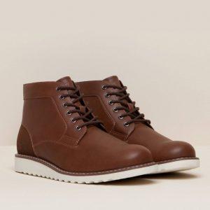 Boot cổ lửng big size - giữ ấm mùa đông 5 - Giày Bền