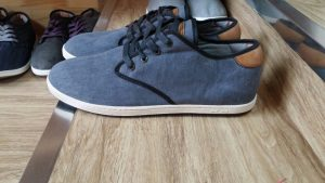 Đôi điều về đôi giày vải big size 11 - Giày Bền