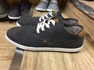 Đôi điều về đôi giày vải big size 10 - Giày Bền