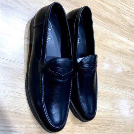 giày da ngoại cỡ
