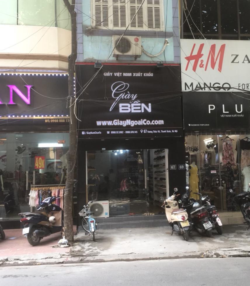 Giới thiệu shop Giày Bền