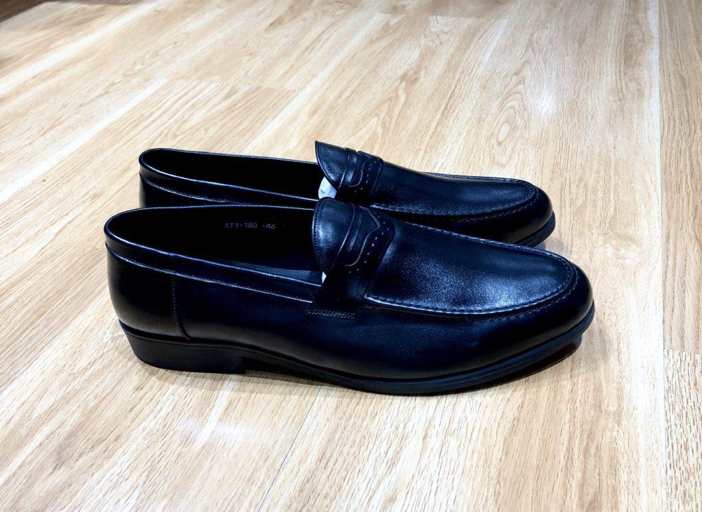 Giày lười ngoại cỡ vn074 1 - Giày Bền