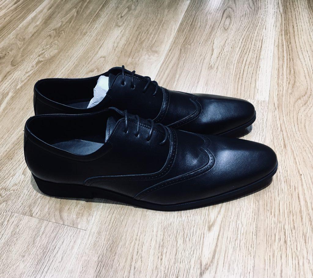 giày da ngoại cỡ vn075