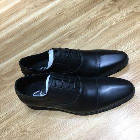 Giày da ngoại cỡ vn076 8 - Giày Bền