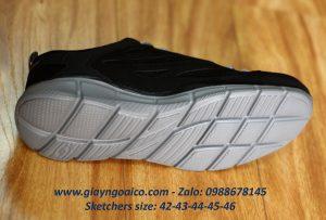 Giày nam ngoại cỡ - Thế giới giày nam big size 137 - Giày Bền