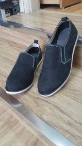 Giày nam ngoại cỡ - Thế giới giày nam big size 176 - Giày Bền