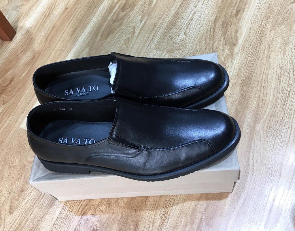 Giày nam ngoại cỡ - Thế giới giày nam big size 22 - Giày Bền