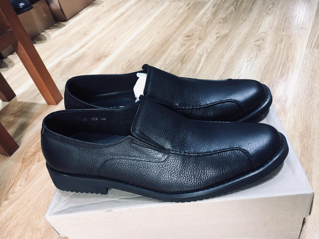 Giày nam ngoại cỡ - Thế giới giày nam big size 23 - Giày Bền