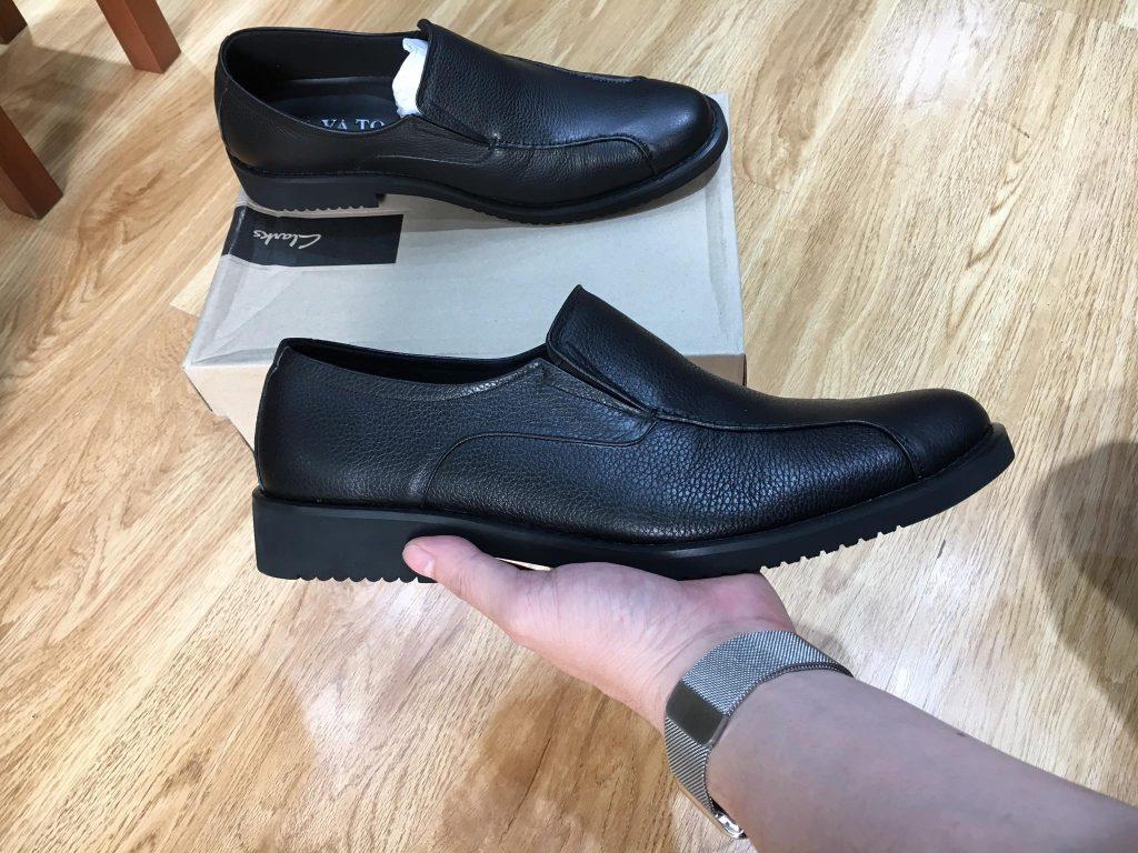 Giày nam ngoại cỡ - Thế giới giày nam big size 25 - Giày Bền
