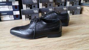 Giày nam ngoại cỡ - Thế giới giày nam big size 74 - Giày Bền