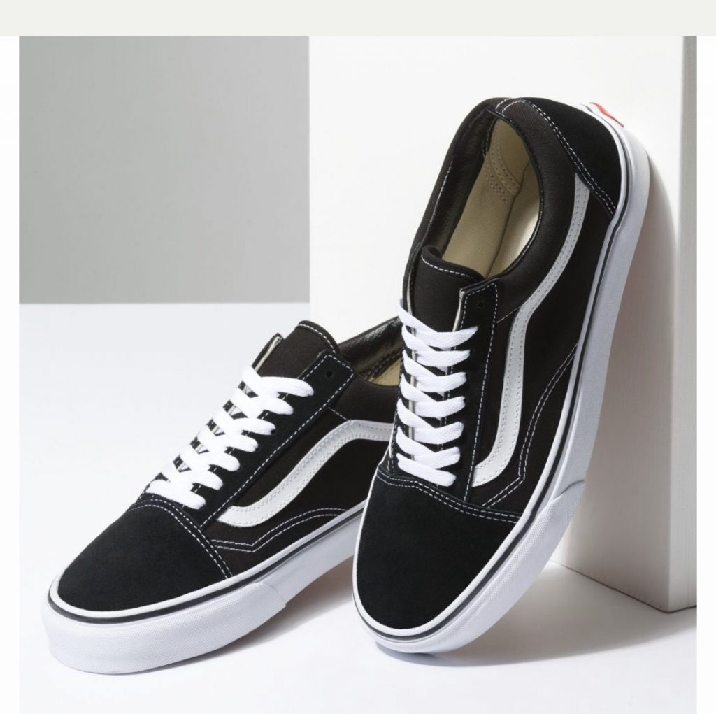 Vans old skool black 2 - Giày Bền
