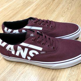 Giày van ngoại cỡ