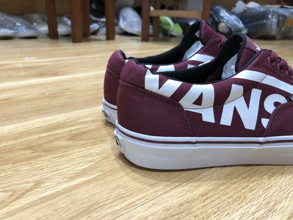 Giày Vans ngoại cỡ 3 - Giày Bền