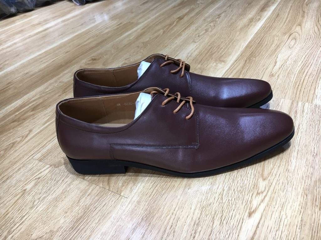 Giày da ngoại cỡ vn069 2 - Giày Bền
