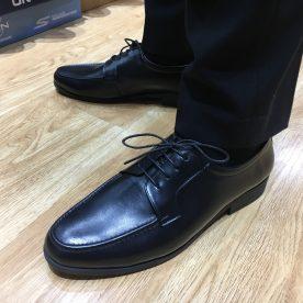 Giày da ngoại cỡ vn071 3 - Giày Bền