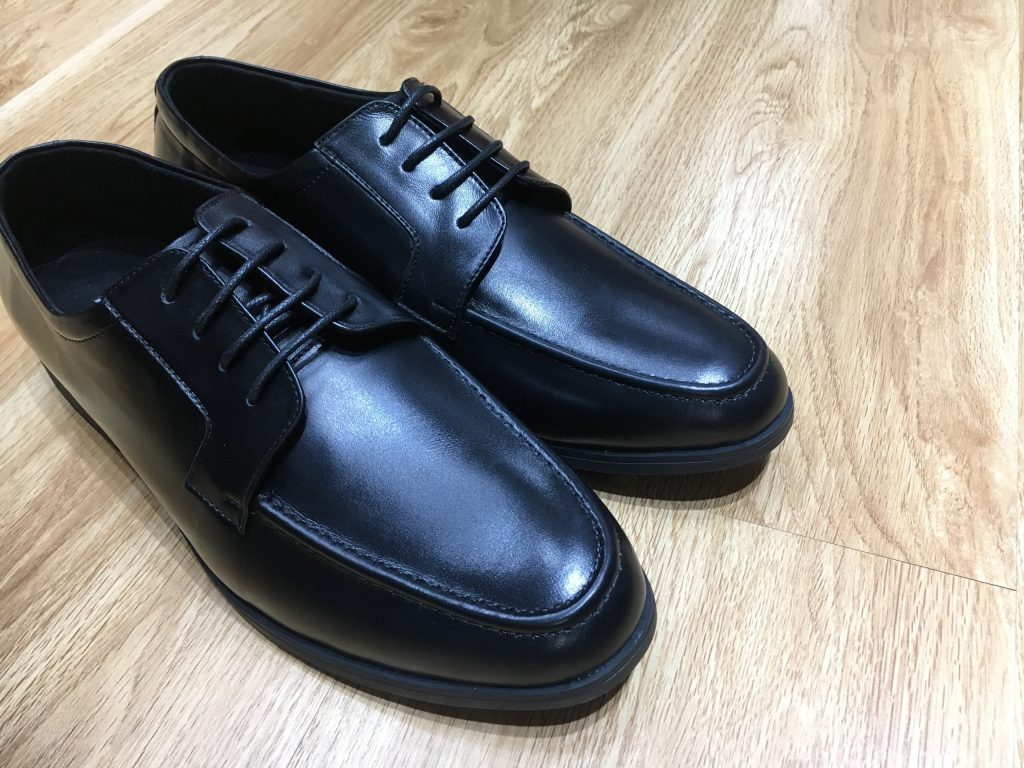 giày da ngoại cỡ đơn giản