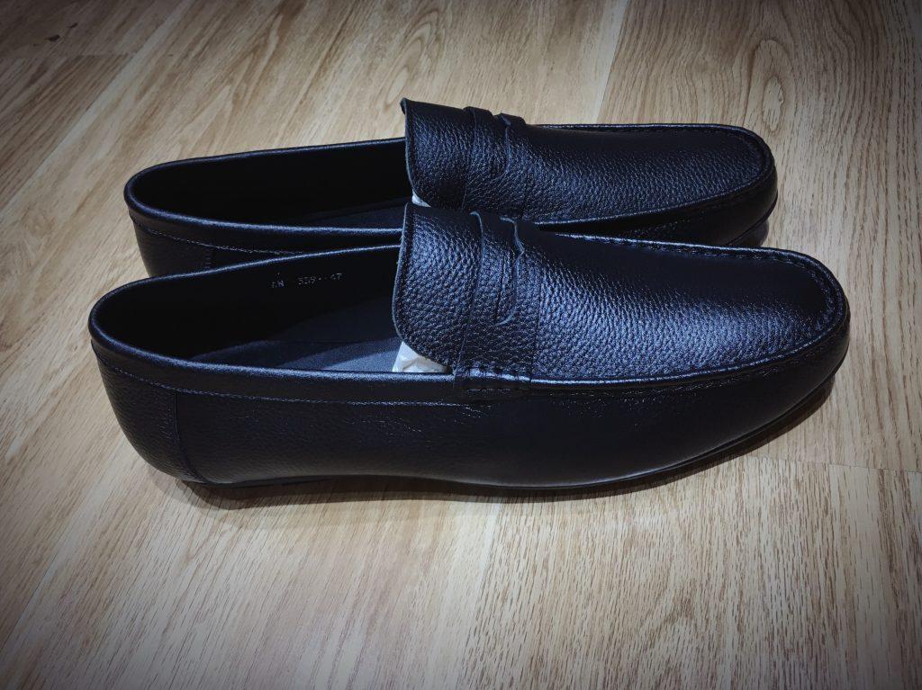 Giày lười ngoại cỡ vn072 2 - Giày Bền