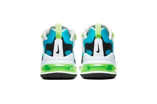 Nike's Air Max 270 React SE xuất hiện trong Oracle Aqua Colorway 2 - Giày Bền