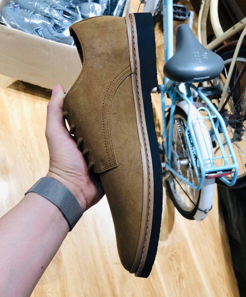 Giày Đức Tchibo 4 - Giày Bền